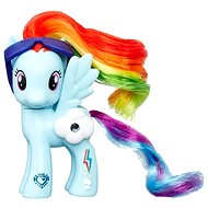 My Little Pony - Rainbow Dash with a magical window - Figure
