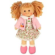 Bigjigs Poppy Rag Doll - Doll -