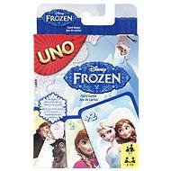 Mattel UNO - The Ice Kingdom - Card Game