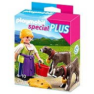 PLAYMOBIL® 4778 Country Woman with Calves - Building Kit