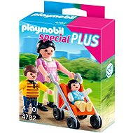 PLAYMOBIL® 4782 Mother with Children - Building Kit