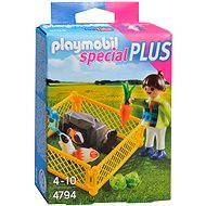 PLAYMOBIL® 4794 Girl and Guinea Pigs - Building Kit