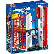 Playmobil 5361 Fire Station with Alarm - Building Kit