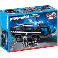 Playmobil 5564 SWAT Command Vehicle - Building Kit