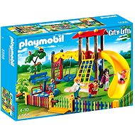 Playmobil 5568 Children´s Playground - Building Kit