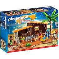PLAYMOBIL® 5588 Nativity Stable with Manger - Building Kit