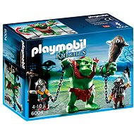 PLAYMOBIL 6004 Giant Troll with Dwarf Fighters - Building Kit