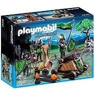 PLAYMOBIL 6041 Wolf Knights with Catapult - Building Kit