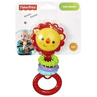 Fisher-Price - Lion's dumbbell - Baby Rattle