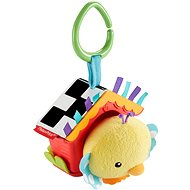 Fisher-Price - Bird with a Dumbbell - Pushchair Toy