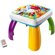 Mattel Fisher Price - Pejskův small table Smart Stages CZ / EN - Didactic Toy