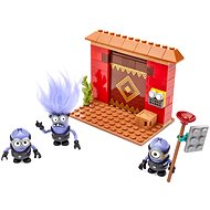 Mega Bloks Mimoňové - Thematic characters Fortress Break-On - Building Kit