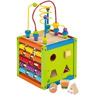 Wooden Playing Center - Kostka - Didactic Toy