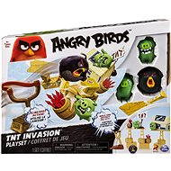 Angry Birds - TNT Invasion - Play Set