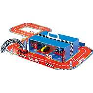 Funny toy Vilac - Racing with cars in a briefcase - Play Set