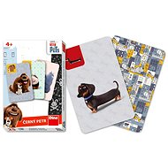 Dino Černý Petr The Secret Life of Pets - Card Game
