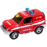 Mitshubishi - Fire Department - Toy Vehicle