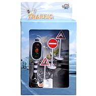 Traffic light and traffic signs - Play Set
