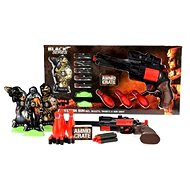 Gun with accessories - Play Set