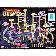 Ball track of dominoes - Building Kit