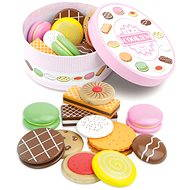 Set of wooden biscuits - Play Set