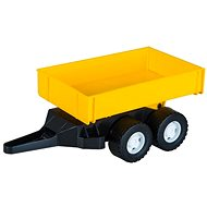 Dino Tatra 148 flatbed trailer yellow - Toy Vehicle