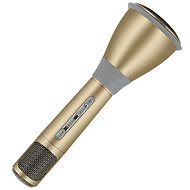 Eljet Karaoke Microphone Advanced Gold - Microphone