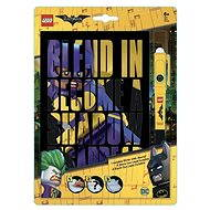 THE LEGO BATMAN MOVIE Journal with Invisible Ink Pen Batgirl - Pad