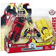 Transformers RID Bb & Sideswipe - Figure