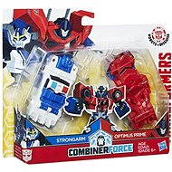 Transformers RID Op & Strongarm Combinator - Figure