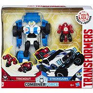 Transformers RID Combiner set Strongarm - Figure