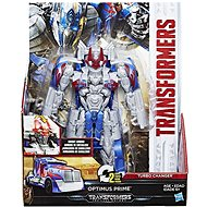 Transformers Last Knight Turbo 3x Optimus Prime - Figure