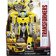 Transformers The Ultimate Knight of Turbo 3x Bumblebee - Figure