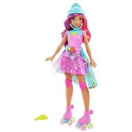 Mattel Barbie In the world of games Playing friend - Doll