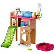Mattel Barbie furniture - bathroom - Doll Accessories