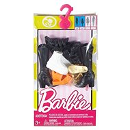 Mattel Barbie Shoes - black and white - Doll Accessories