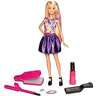 Mattel Barbie Waves and curls - Doll