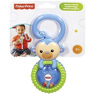 Fisher-Price - Rattle monkey - Baby Rattle & Teether