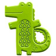 Fisher-Price - Alligator - Baby Rattle & Teether