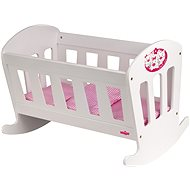 Woody Cradle for Trendy Dolls - Furniture for Dolls