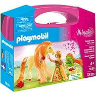 Playmobil 5656 Portable Box - Riding Horse - Building Kit