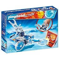 Playmobil Frosty with Disc Shooter 6832 - Building Kit