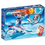 Playmobil 6833 Icebot with Disc Launcher - Building Kit
