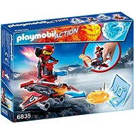 Playmobil 6835 Firebot with Disc Launcher - Building Kit