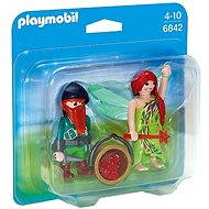 Playmobil 6842 Duo Pack Fairy with dwarf - Figures