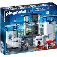 Playmobil Police Headquarters with Prison 6919 - Building Kit