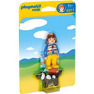 Playmobil Woman with Dog 6977 - Toddler Toy