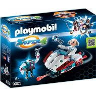 Playmobil 9003 Skyjet with Dr. X & Robot - Building Kit