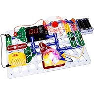 Boffin II GAMES - Electronic Building Set