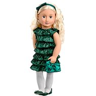 Our Generation Doll with a Book - Audrey Ann - Doll
